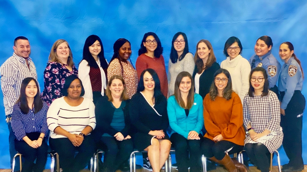 the ps896 staff photo 2019-2020