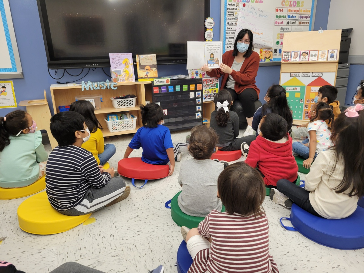 lesson with ms. cao